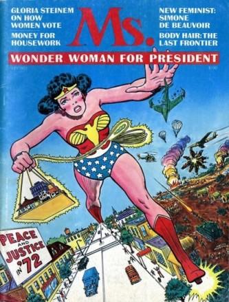 Ms. Magazine 1 (Jul 1972).